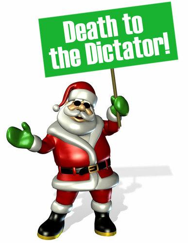 green_santa_clause_689845